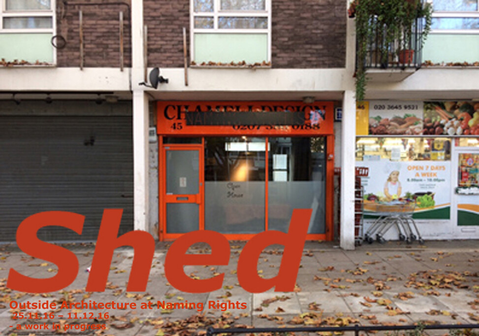 shed invite for OA website