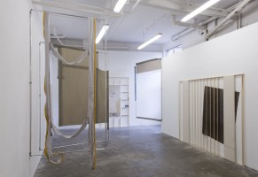 a thing doing - installation view